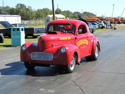 Billetproof Drags - October 21, 2012 - Lakeland, Florida