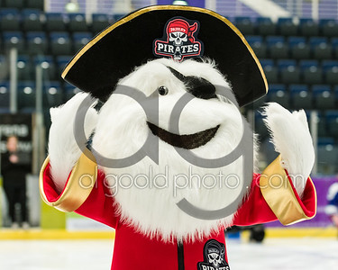 Pirates v Stingrays 16022019