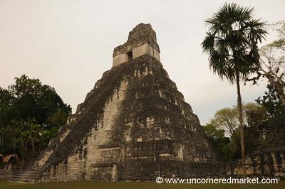 Tikal and Flores, Guatemala