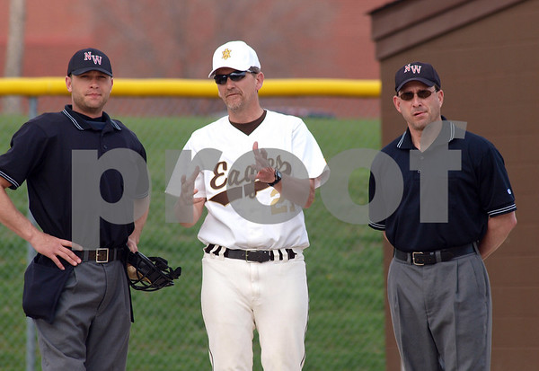 Baseball - Apple Valley v. Lakeville North 4-24-09