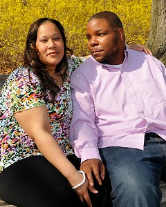 Correy & Lakiesha Marshall 2012