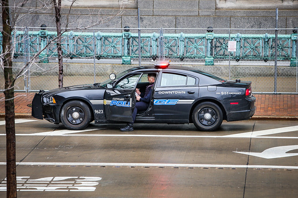 Cleveland Police - Field Ops - Patrol Units