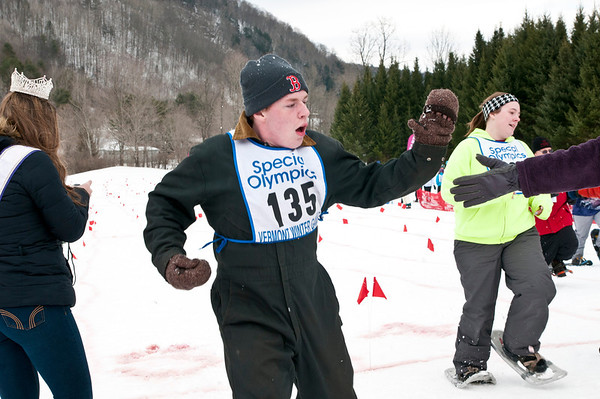 Special Olympics VT - 2014, the Games