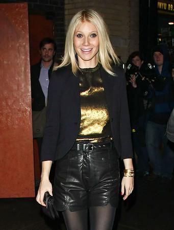 2009-02-11 - Gwyneth Paltrow, Taylor Momsen