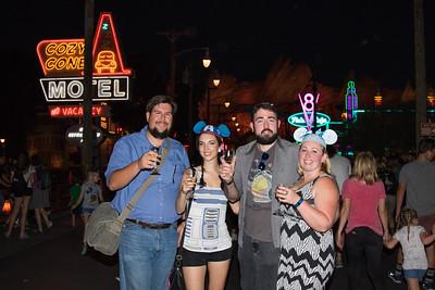 Disneyland October 2016