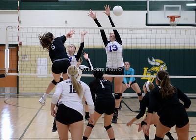 Volleyball: Battlefield vs. Potomac Falls 9.6.14