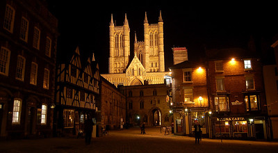 LINCOLN-MY HOMETOWN