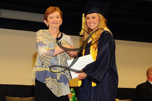 WHS Graduation 2016