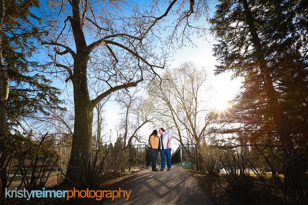 Kirsten and Paul