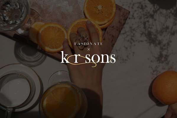 KR Sons x Fasionate