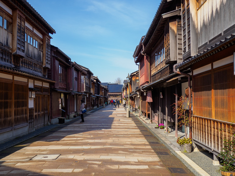 Higashiyama Higashi Chaya District