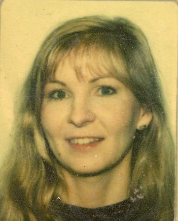 My passport photo in 1984.