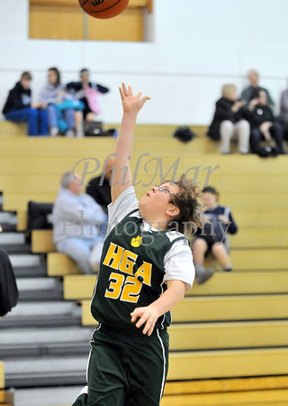 HGA vs St. Ignatius Boys 7th & 8th Grade Basketball 2012 - 2013