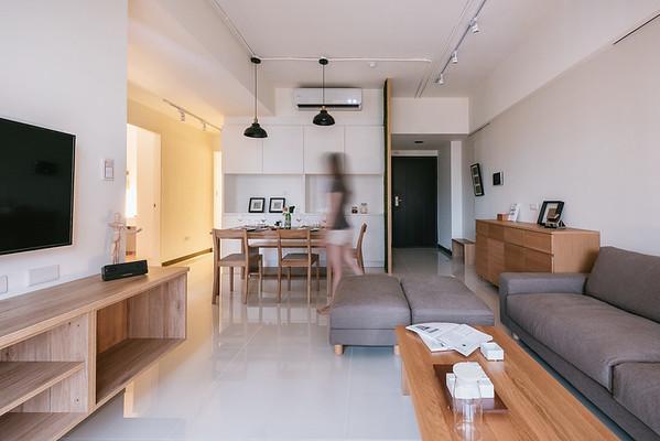 景賢路住宅 – 車厄設計
