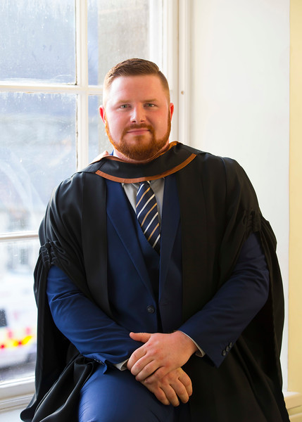 01/11/2017. Waterford Institute of Technology Conferring is James Ryan. Picture: Patrick Browne