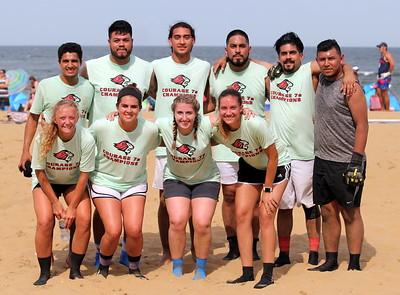 VA Beach Sand Soccer Tournament 2018