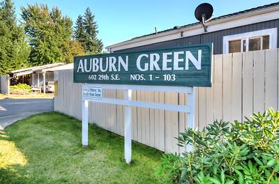 Mobile Homes - Auburn Green