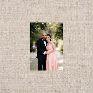 Gabi + Florin - Album nunta