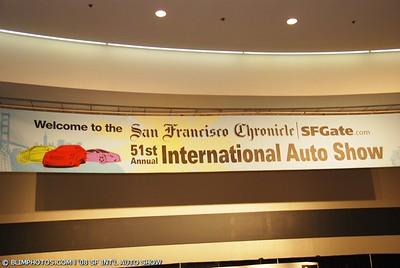 2008 51st Annual San Francisco International Auto Show