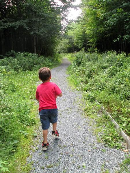 Mud Pond Hike 8.15.15