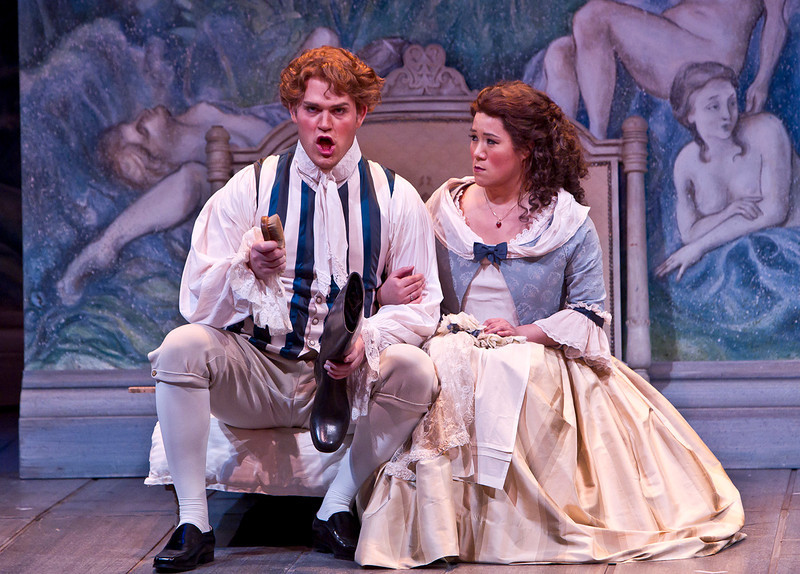"Opera Santa Barbara - ""The Marriage of Figaro"" 3/22/12 Granada Theatre"