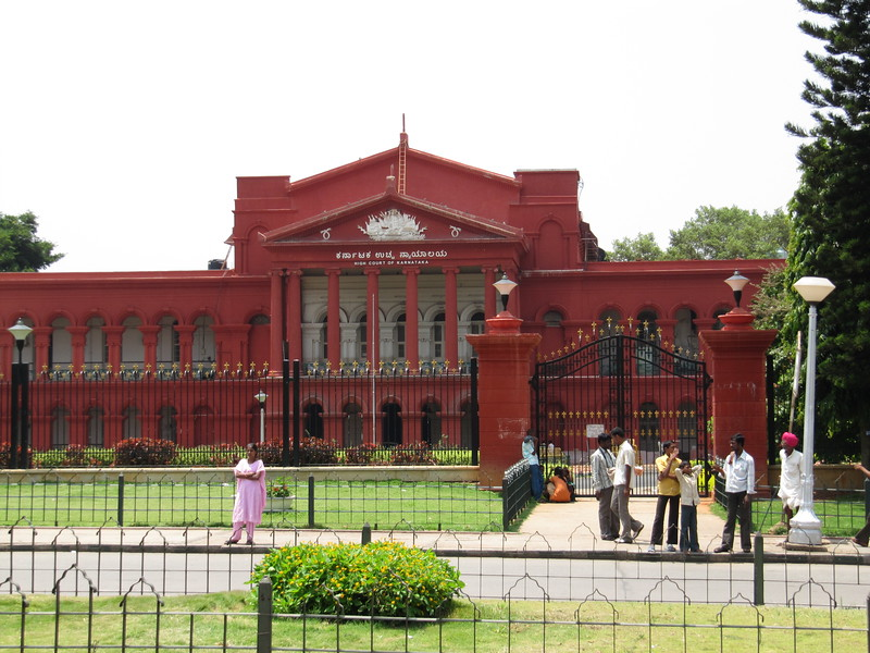 Karnataka Courthouse