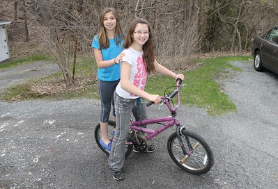 Fun on a Bike, Dutch Hill, Tamaqua (4-26-2014)