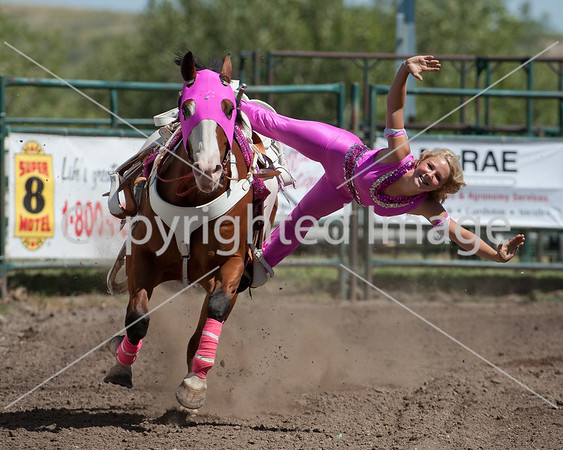 2013 Pincher Creek Pro Rodeo Sunday Perf