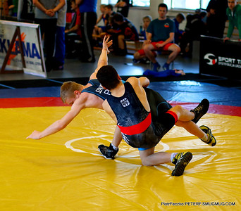 Youth Wrestling Championships GrecoRoman Myslenice april 2018