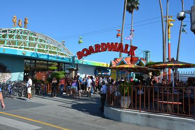 Santa Cruz Beach Boardwalk - California - Part 1 🔒