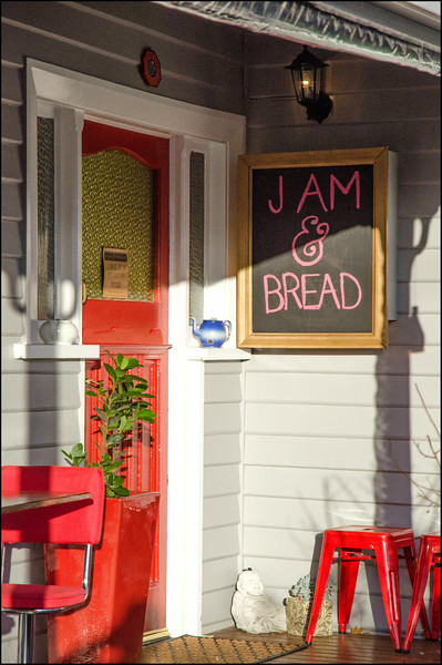 Jam and Bread - Margate