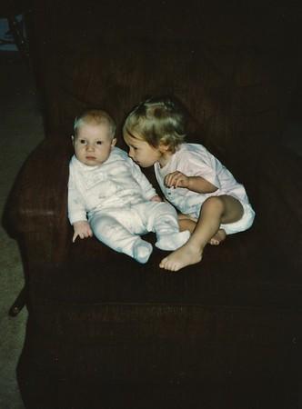 1990-12 Amanda & Jeremy