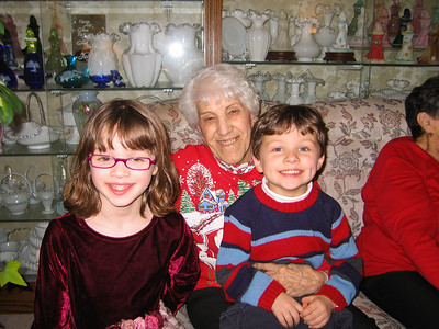 2006 Dec - Christmas