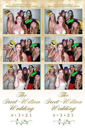4/3/21 - Greet/Wilson Wedding