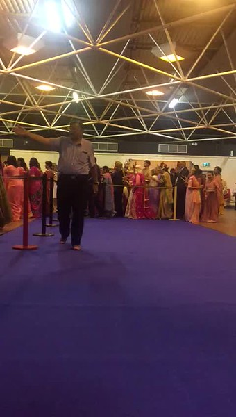 Paryushan 2017 Celebrations in Harrow, UK.