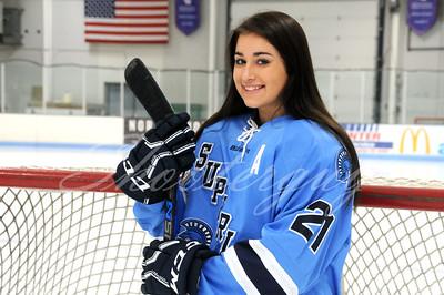 SHS Girls Hockey Team Photos 2018-19