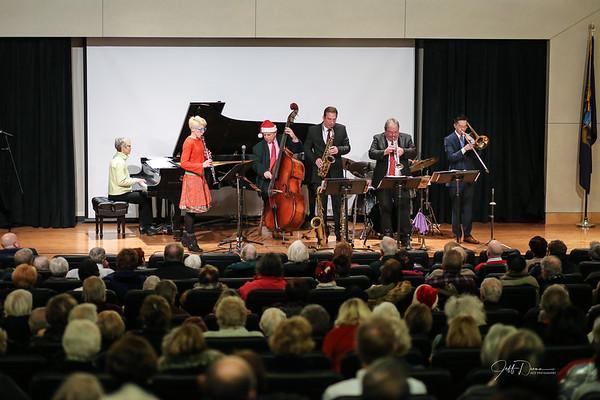 Paul Keller Ensemble - Christmas Songs For Jazz Lovers - 12-11-19