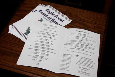 Eagle Ceremony 9/28/2014