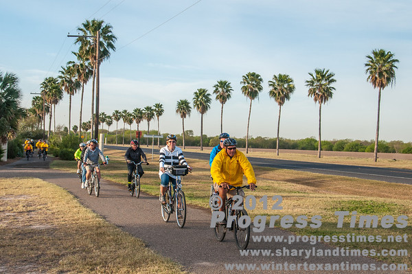 March 12, 2013 Bentsen Palm Village Bikers
