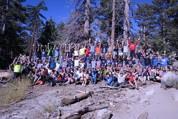 8000 Meter Challenge Sept 6, 2018