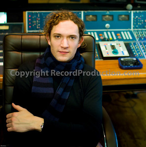 Dan Hawkins - At Leeders Farm Studios, UK
