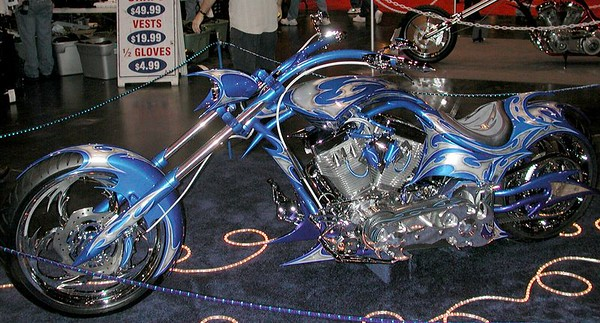Easy Rider Custom Bike Competition