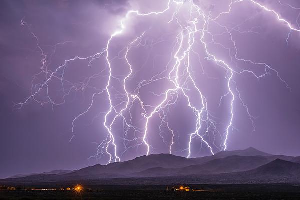 Weather & Atmospheric Phenomena