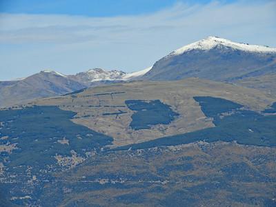 Cerro Salchicha, Sierra de Contraviesa Oct 20