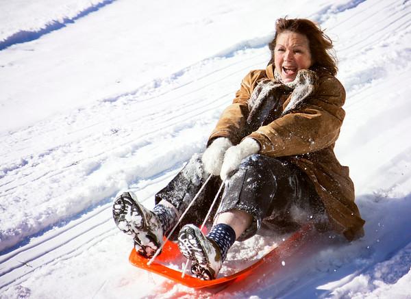 Winter in Stowe 2012