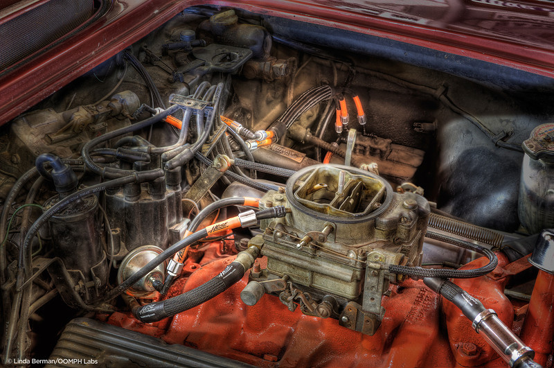 Hose Candy 1962 Corvette PCV, vacuum advance, vent, windshield washer controls