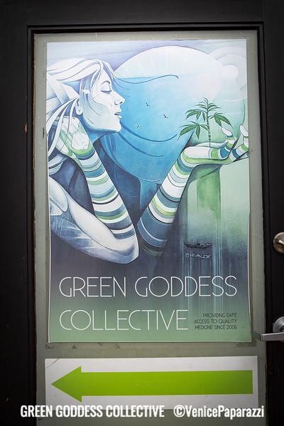 420 at Green Goddess Collective. #GreenGoddessCollective Photo by VenicePaparazzi.com