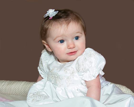 Katelyn's Baptism  January 12, 2014