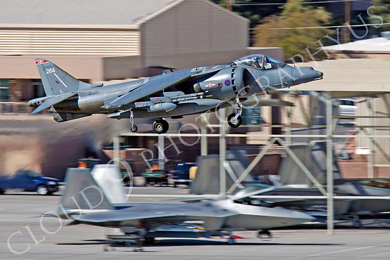 BAE Harrier 00040 BAE Harrier British RAF ZD380 by Peter J Mancus.JPG
