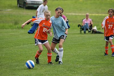 U12 Girls- Far Post vs. Adirondack